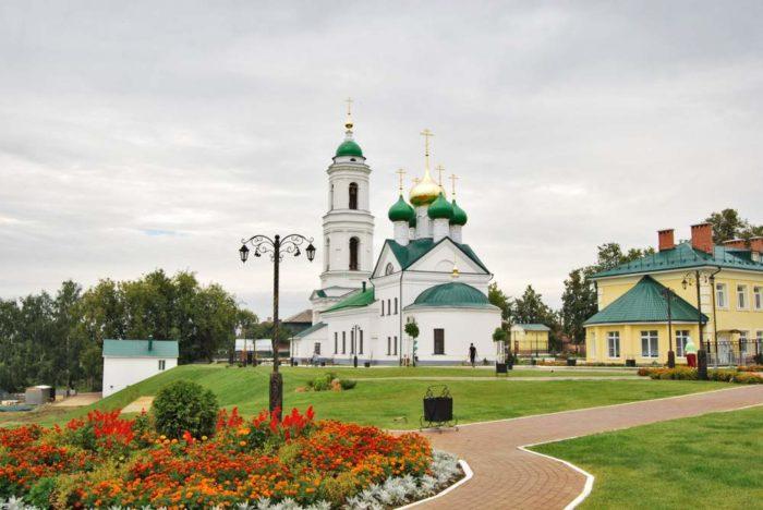 Сергиевский (Преображенский) храм