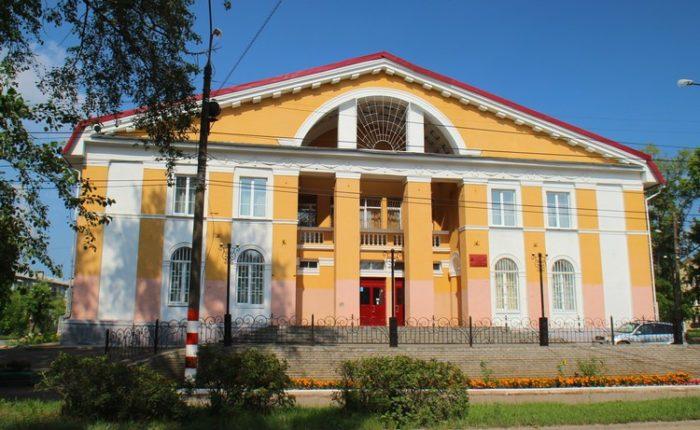 «Стеклозаводский» Дом культуры