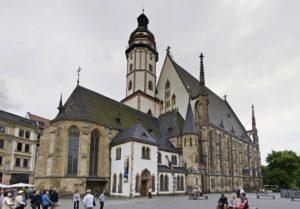 Церковь Святого Томаса в Лейпциге