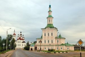 Тотьма (Вологодская область): достопримечательности