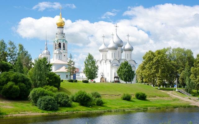 Вологда Достопримечательности старинного города