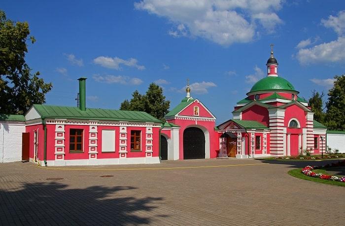 Борисоглебский Аносин монастырь
