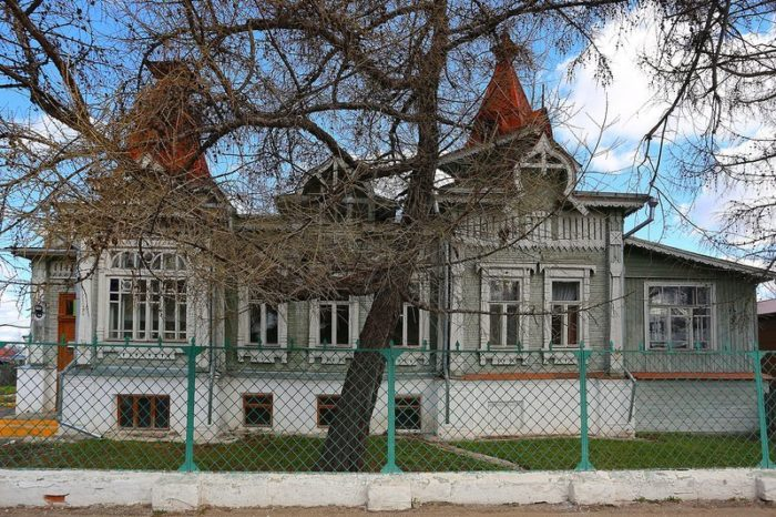 Дом Морозова