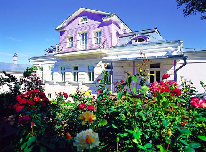 Дом-усадьба священника И.С. Белюстина