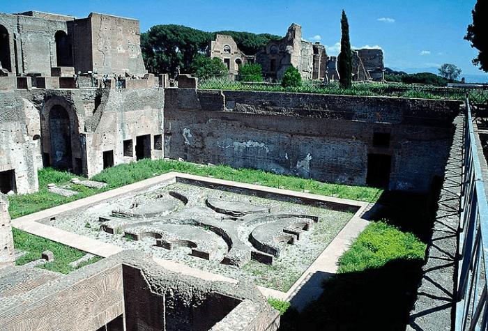 Дворец императора Августа