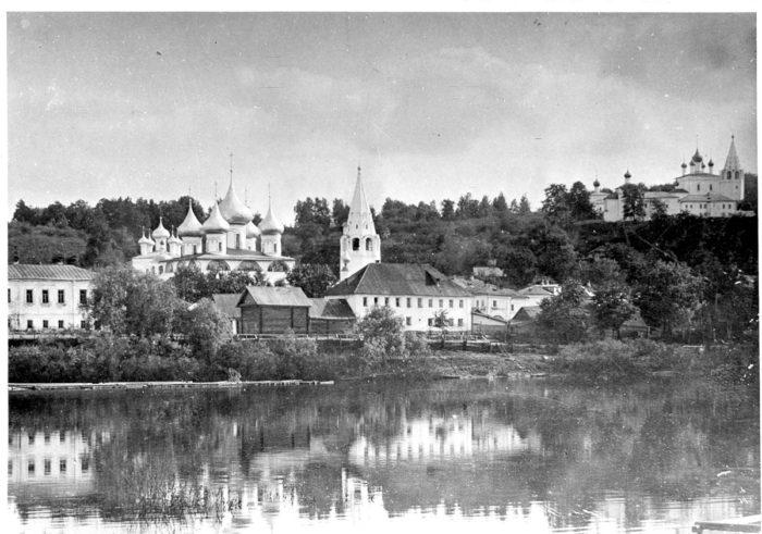 Гороховец в начале ХХ века
