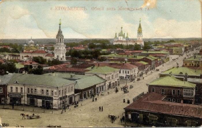История старого города