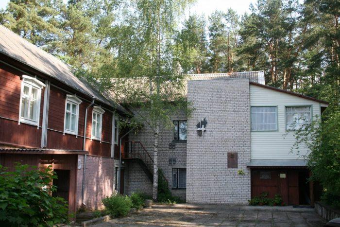Литературно-художественный музей Великой Отечественной войны