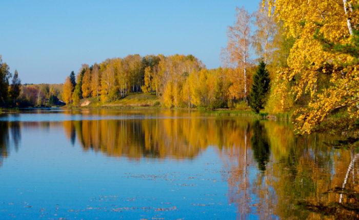 Озеро Сингер