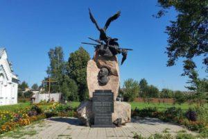 Памятник М. В. Скопину-Шуйскому