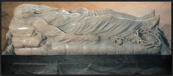 Скульптура Cristo velato
