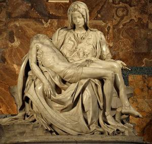 Скульптурная композиция – Пьета