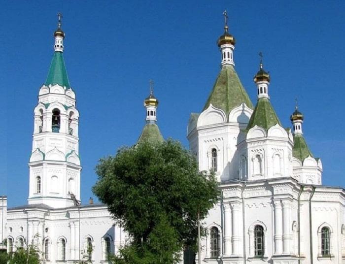 Собор Александра Невского в Егорьевске