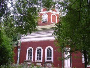 Церковь Введения Божией Матери