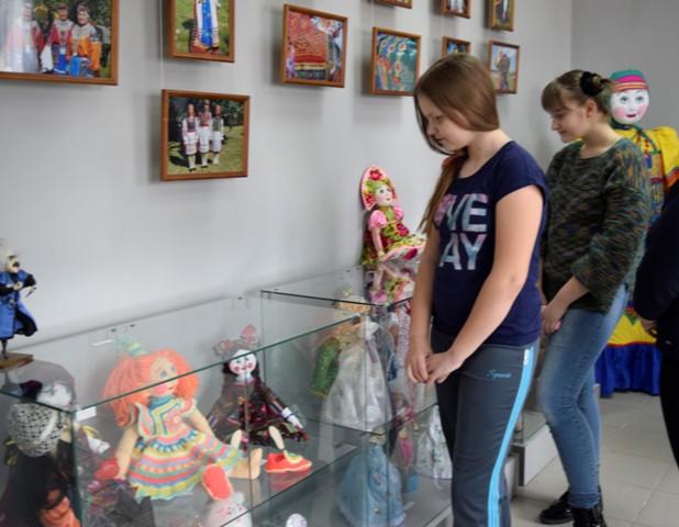 Выставка в Доме ремесел
