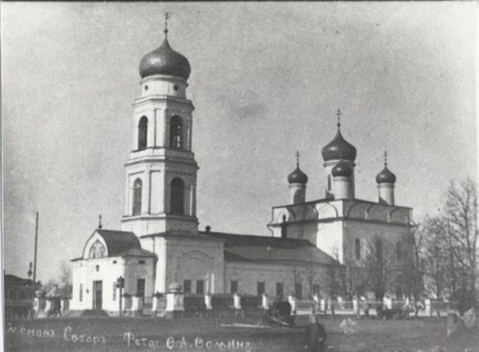 Дом культуры – бывший Вознесенский собор