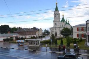 Егорьевск (Московская область): достопримечательности