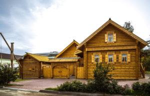 Фабрика «Хохломская роспись» и музей «Дом Семёна-ложкаря»