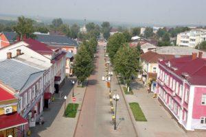 Город Семёнов (Нижегородская область): достопримечательности