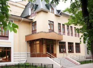 Музей братьев Ткачёвых - филиал Художественного музея