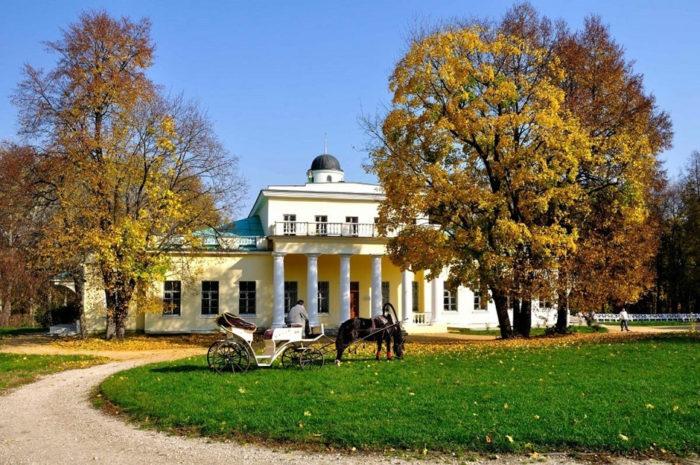 Музей-заповедник Фёдора Тютчева «Овстуг»