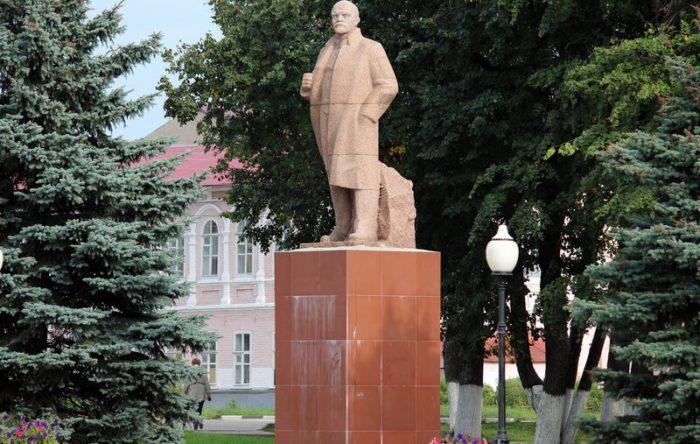 Памятник Ленину-01