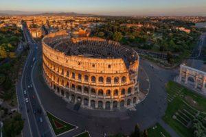 Рим достопримечательности города