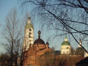 Свято-Успенский мужской монастырь – Саровская пустынь