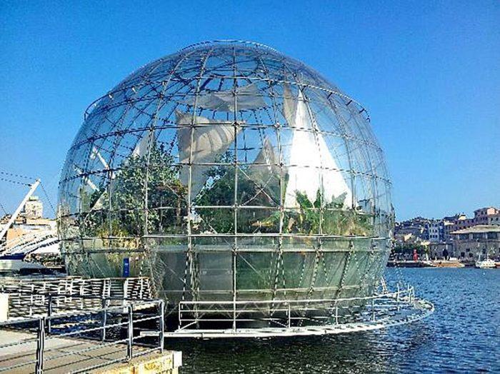 Ботанический сад Биосфера