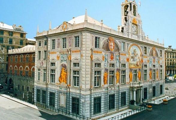 Дворец Сан-Джорджо