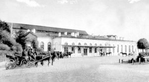 Гатчина в начале ХХ века