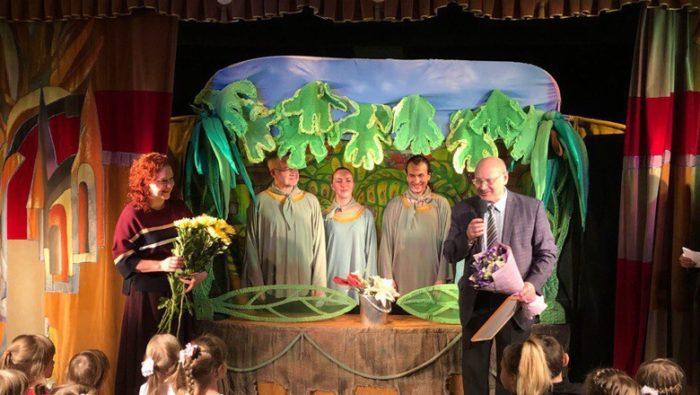 Кукольный театр «Золотой ключик»