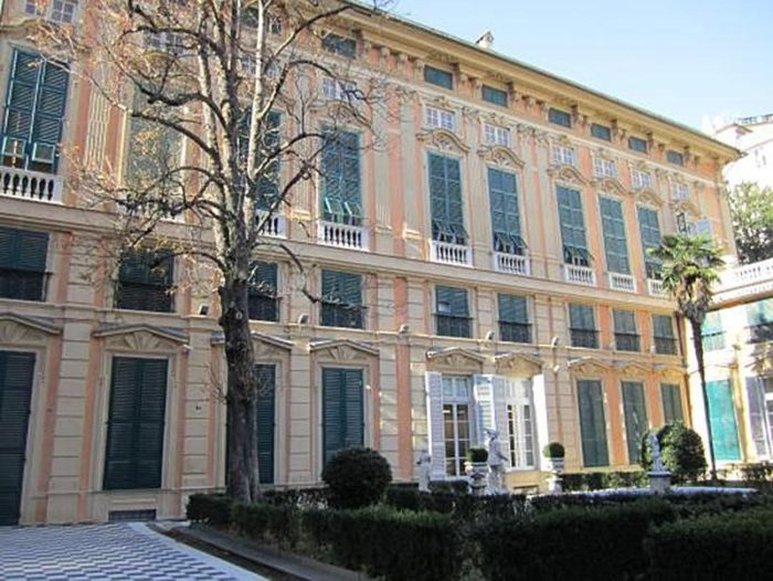 Palazzo Bianco («Белый дворец»)