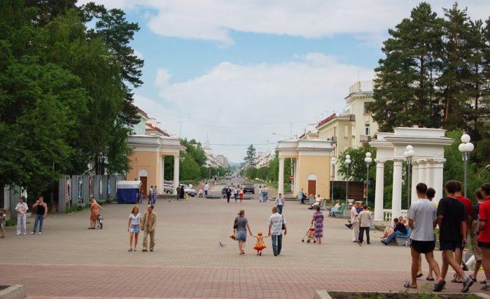 Парк культуры и отдыха им. С.М. Кирова