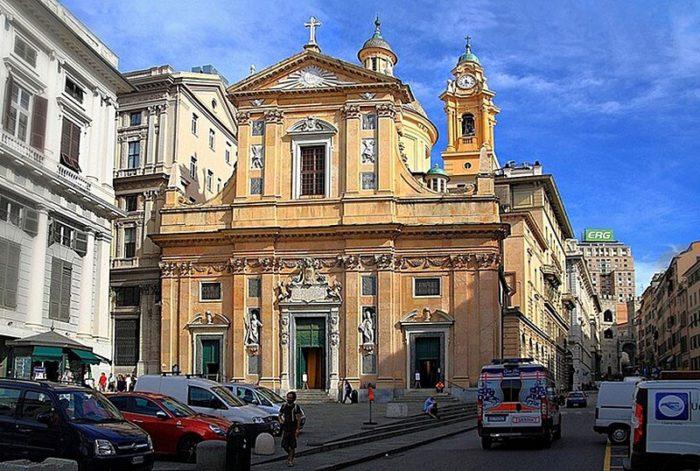 Церковь святых Амвросия