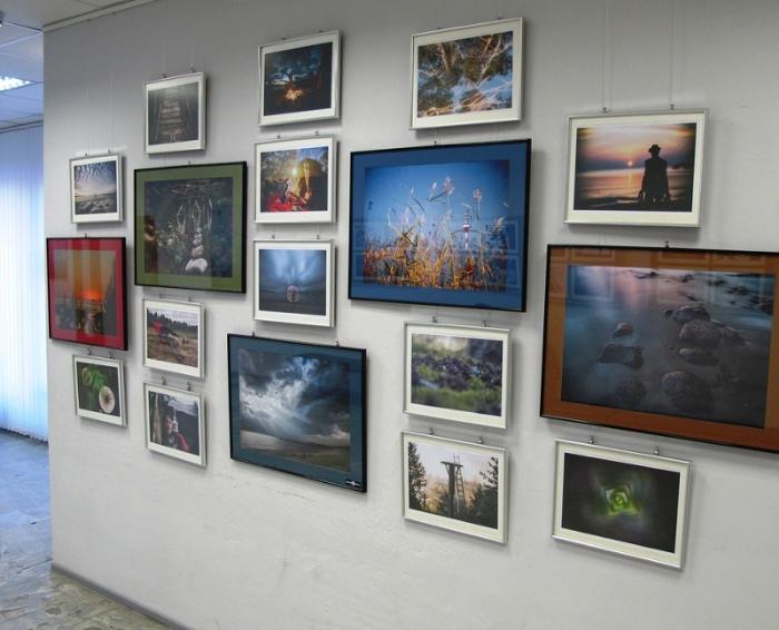 В музее Владимира Антонинова