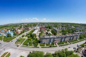 Ачинск: достопримечательности города