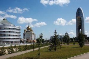 Альметьевск: достопримечательности города