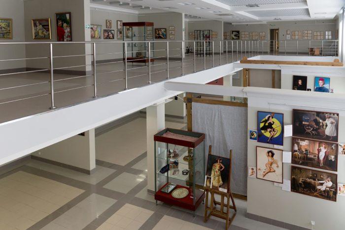 Альметьевская картинная галерея