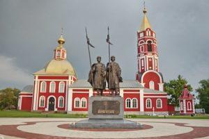 Борисоглебск (Воронежская область): достопримечательности