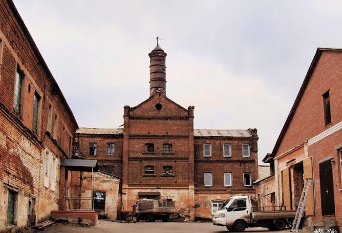 Борисоглебский пивоваренный завод1