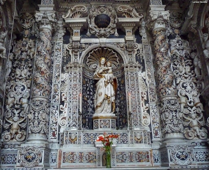 Церковь Сан-Джузеппе-деи-Театини