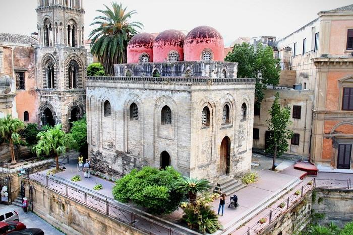 Церковь Сан-Катальдо