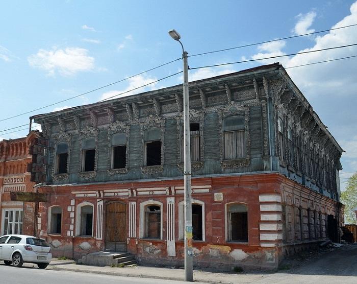 Дом купца Бородавкина