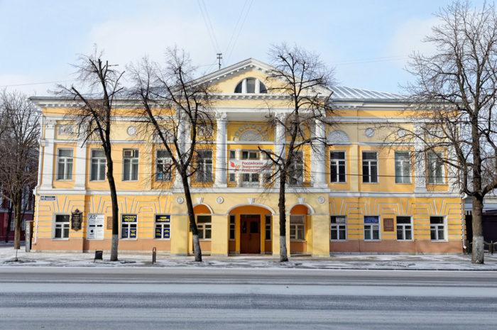 Дом Тулиновых