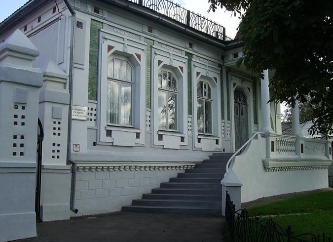 Картинная галерея имени Петра Шолохова