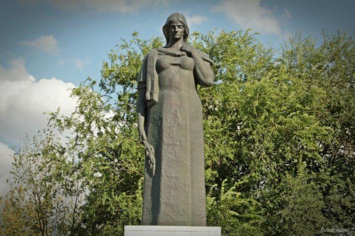 Мемориальный комплекс воинам Великой Отечественной