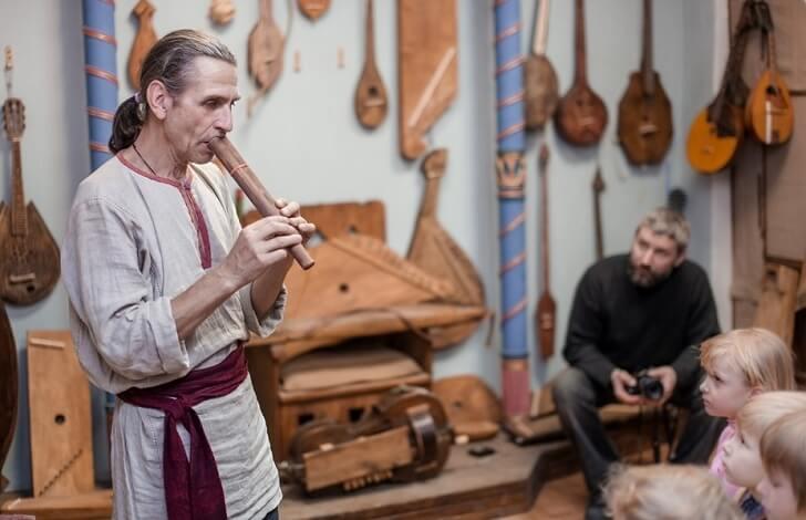 Музей старинной музыки