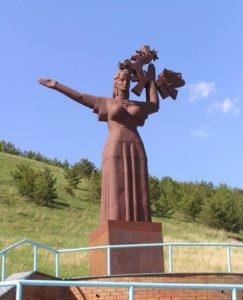 Памятник «Мать-Татария»