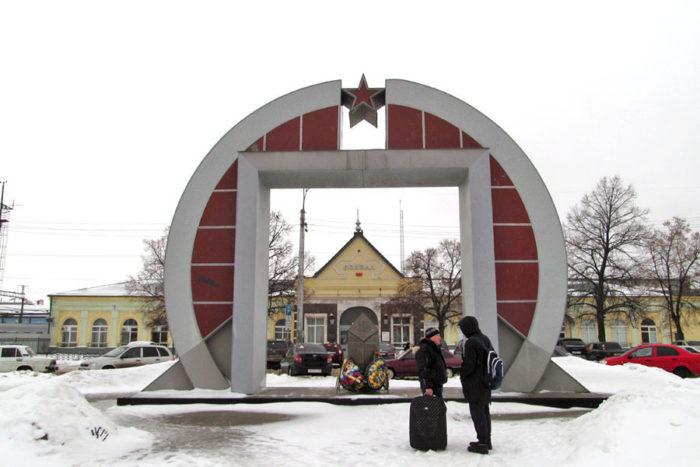 Памятник Острогожско-Россошанской операции